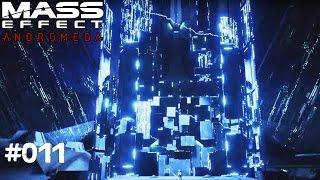 MASS EFFECT ANDROMEDA #011 - Die Anlage! - Let's Play Mass Effect Andromeda Deutsch / German