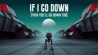 if i go down feat catey shaw lyric video nigel stanford