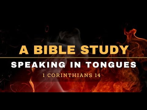 Speaking in Tongues is it Biblical? ��~ Pt 3,4