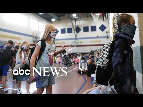 Trump pushes for return to classrooms as coronavirus deaths