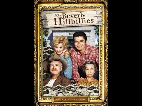 THE BEVERLY HILLBILLIES EP 03:  Meanwhile Back At The Cabin (1962) (Remastered) (HD 1080p)