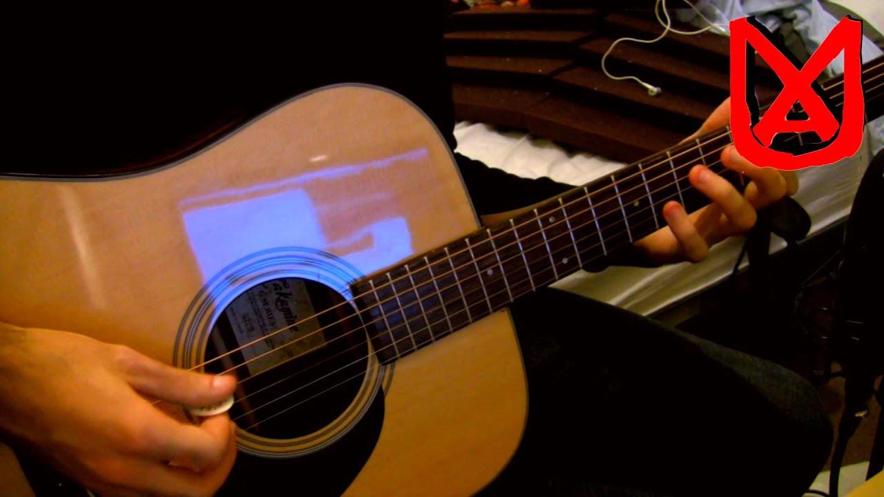 Mau's Demos - Takamine G320 Acoustic Guitar (Part 1)
