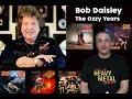 Capture de la vidéo Bob Daisley-Talks Blizzard Of Ozz, Diary Of A Madman, Bark At The Moon