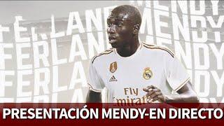 EN DIRECTO: presentación de MENDY con el REAL MADRID | Diario AS