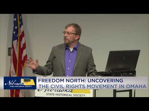 Freedom North: Uncovering the Civil Rights Movement in Omaha