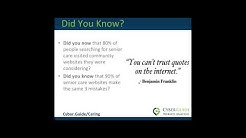 Your Senior Care Website: Brochure ware or LeadGen Machine