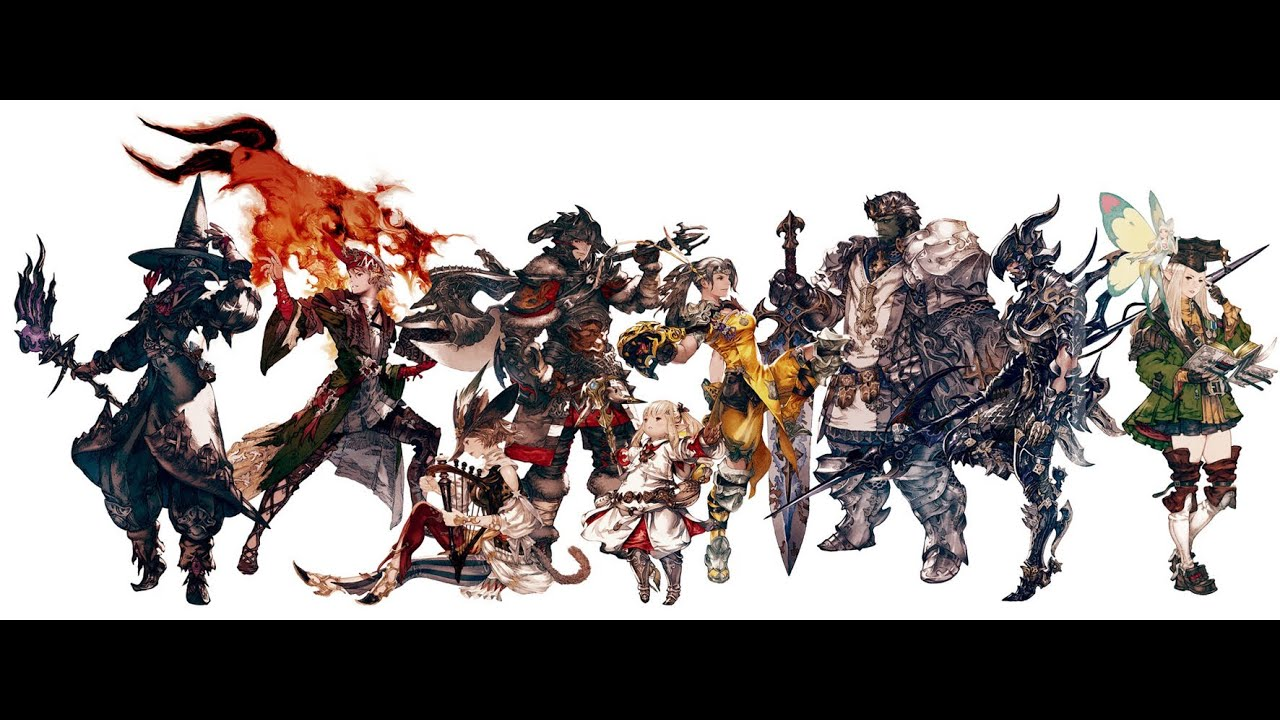 final fantasy 14 a realm reborn preview race class selection guide