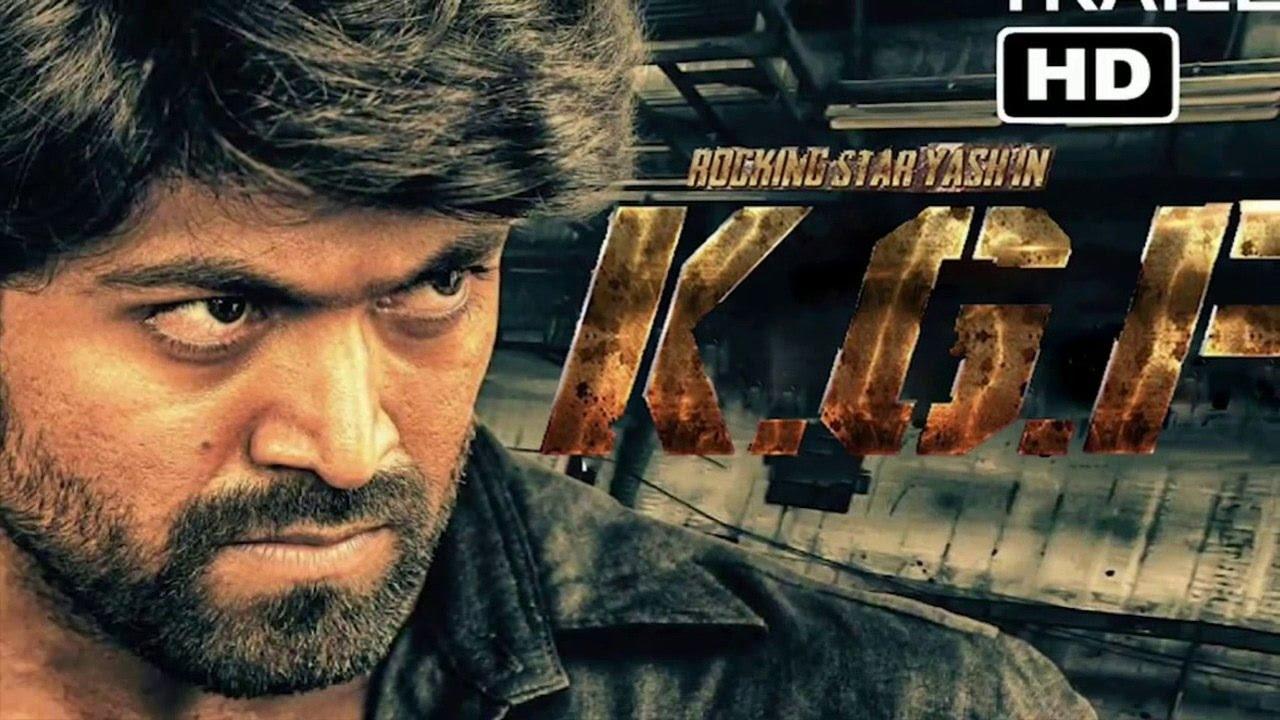 Kgf Official Hd Trailer Rocking Star Yash Prashanth Neel