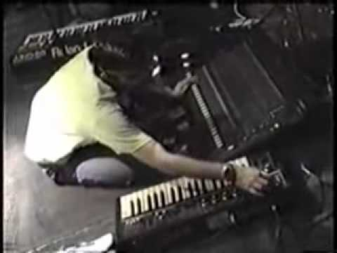 Animal Collective Live in Houston 5/21/2001