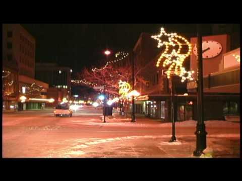 "Great Falls, Montana ""Holiday Lights"""