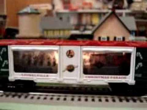 Lionel 26859 Christmas Parade Aquarium Car from TRAINZ