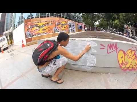 DeRolé Bomb Grafite