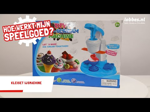 Kleiset IJsmachine Roze online kopen | Lobbes Speelgoed