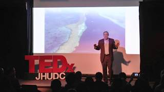 The Arc of the Story: Narrative and Learning | Jack Speer | TEDxJHUDC