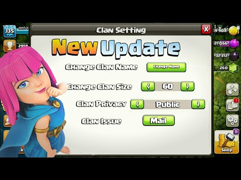New Update - Clan Name Change | Clash Of Clans 2019 | Concept In COC