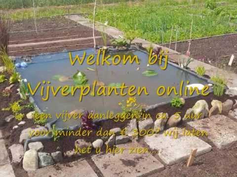 Eco oh ecolat en ecopic gebruiken voor afboording vijv for Rechthoekige vijver aanleggen vijverfolie
