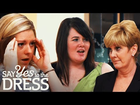 The Biggest Bridesmaid Blowouts | Say Yes To The Dress Bridesmaids