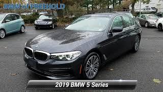 Used 2019 BMW 5 Series 530i xDrive, Freehold, NJ BF90873L