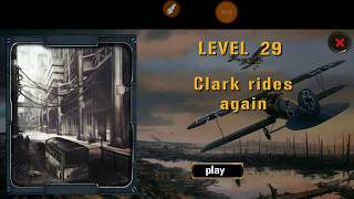 Expedition For Survival Level 29 CLARK RIDES AGAIN Walkthrough Game Guide HFG ENA