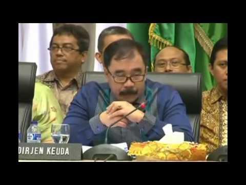 Perdebatan Ahok Vs Haji Lulung Anggota DPRD DKI Ahok Marah