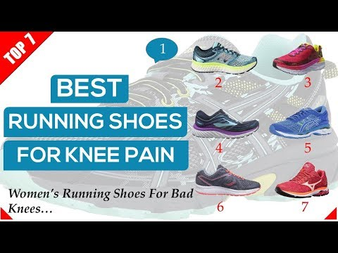 best-running-shoes-for-knee-pain-||-7-women's-running-shoes-for-bad-knees
