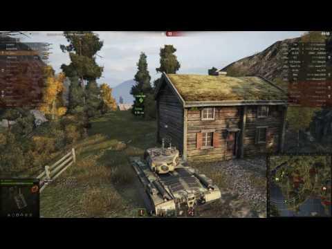 игре танк т32 в