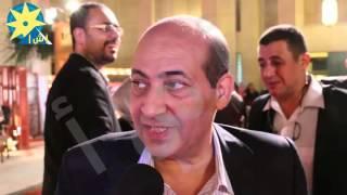 """بالفيديو : """"طارق الشناوى"""" وتعليقه عن غياب الفنانين فى ختام مهرجان القاهرة السينمائى الدولى 37"""