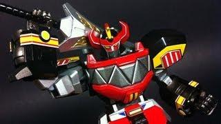 Super Robot Chogokin Megazord (Daizyujin) | REVIEW
