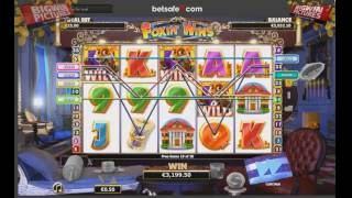 Foxin' Wins - 20 Free Spins With 25€ Bet!(HUGE win on NextGen's Foxin' Wins - 20 Free Spins With 25€ Bet!, 2016-08-13T13:46:33.000Z)
