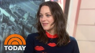 Marion Cotillard: Brad Pitt Rumors Didn't Affect Me While Shooting 'Allied' | TODAY