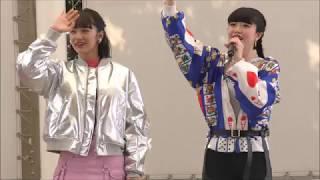 フェアリーズ ◎野元空先生のダンスレクチャータイム(^^; イオンモール幕...