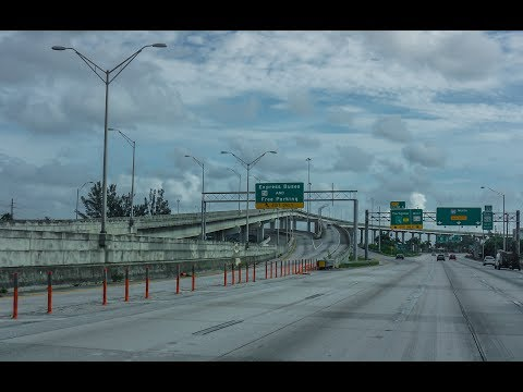 17-11 Miami #4 of 4: I-95 Northbound - The Gold Coast Express