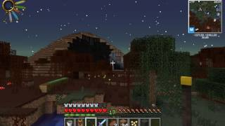 minecraft--Прохождение с таумкрафт 4--31 Ура палка на 75 вис)