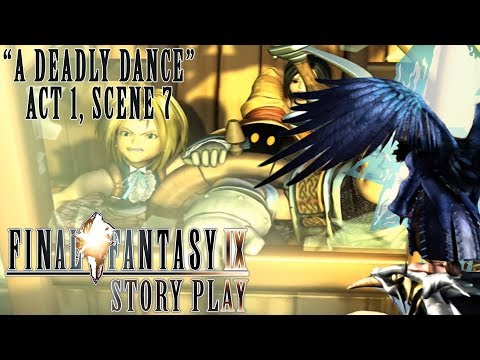 """A Deadly Dance"" 