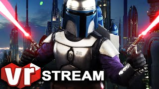 Space Pirate Trainer | Virtual Reality Jango Fett Simulator! | VR Live Stream (HTC Vive)