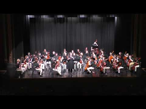 Royal Oak Middle School Fall Orchestra Concert, 2018 - full show