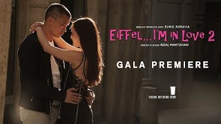 Gala Premiere Eiffel I'm In Love 2 di Plaza Senayan XXI