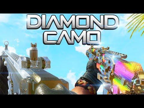DIAMOND CAMO in Every Call of Duty