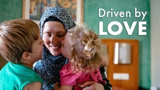 Driven by Love: A young Syrian mother risks it all