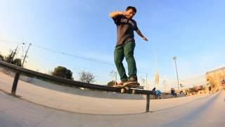 QSB skatefam - Esteban Pino - Pistas Part