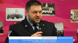 Вручение паспортов юным жителям района(, 2014-09-30T13:51:35.000Z)