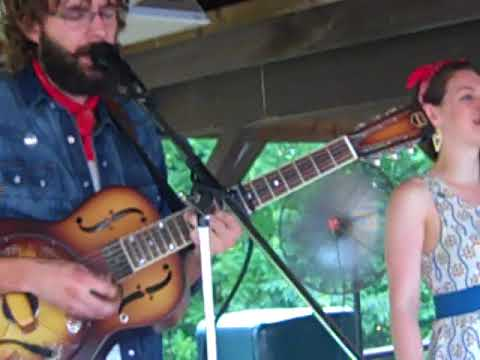 The Thin Dimes - Song 01 @ VFW Post 2866 (Whiskey War Festival) - 06/28/2014