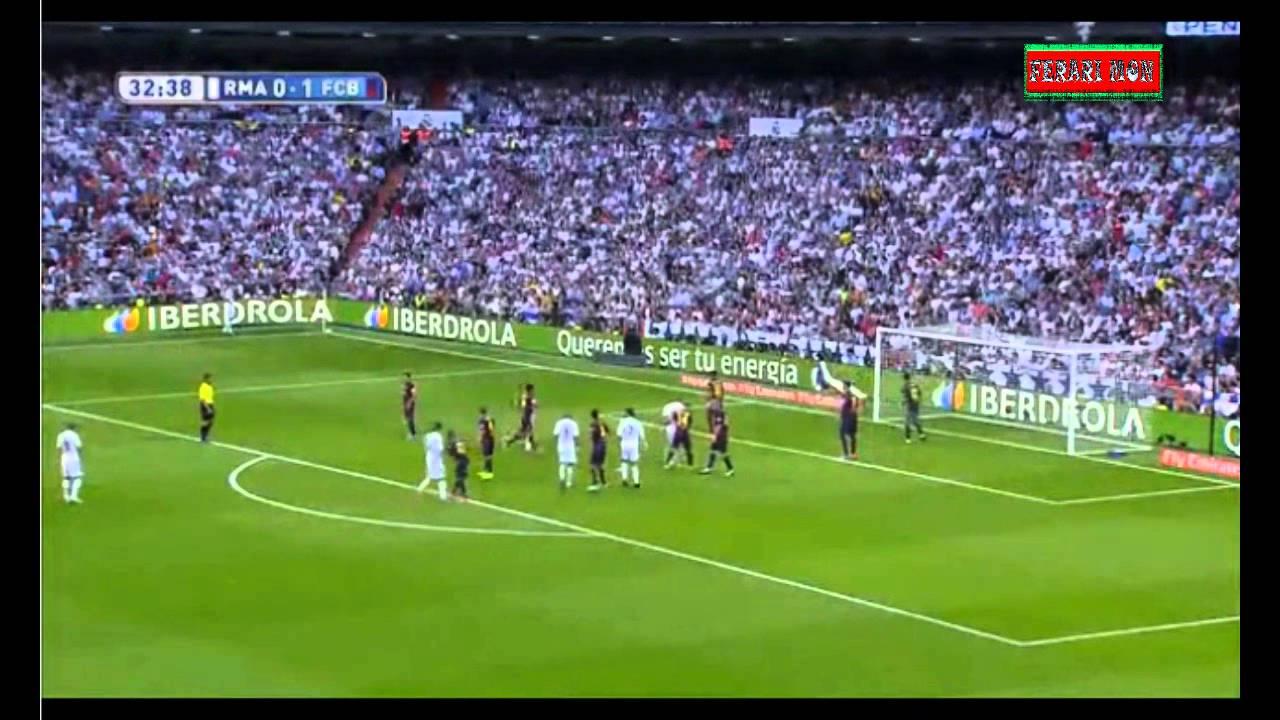 full match el classico real madrid vs barcelona 3 1 2014 10 25