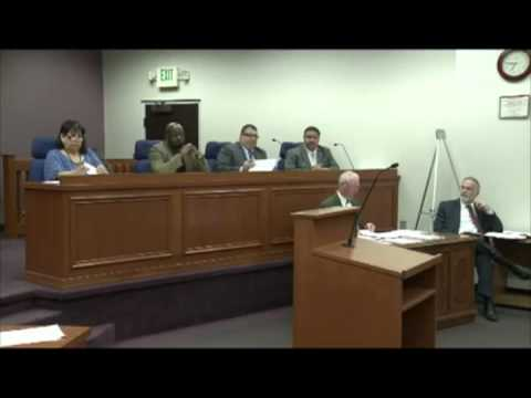 Council Meeting for March 26, 2012