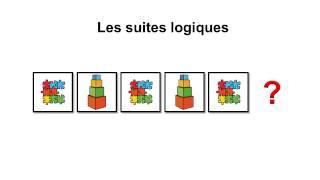 Les suites logiques (Autisme & TSA)