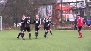 Wartenberger SV - 1. FC Wilmersdorf II (Kreisliga A, Staffel 2) - Spielszenen   SPREEKICK.TV