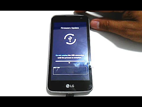 firmware update lg k10 novo do not unplug