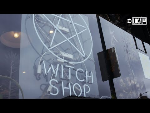 Finding empowerment through Witchcraft: Explore Brooklyn's real-life witch shop   Localish