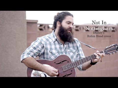Not In Nottingham (Disney's Robin Hood cover) - Logan Kendell