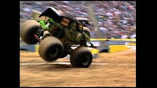 The Grave Digger Monster Truck